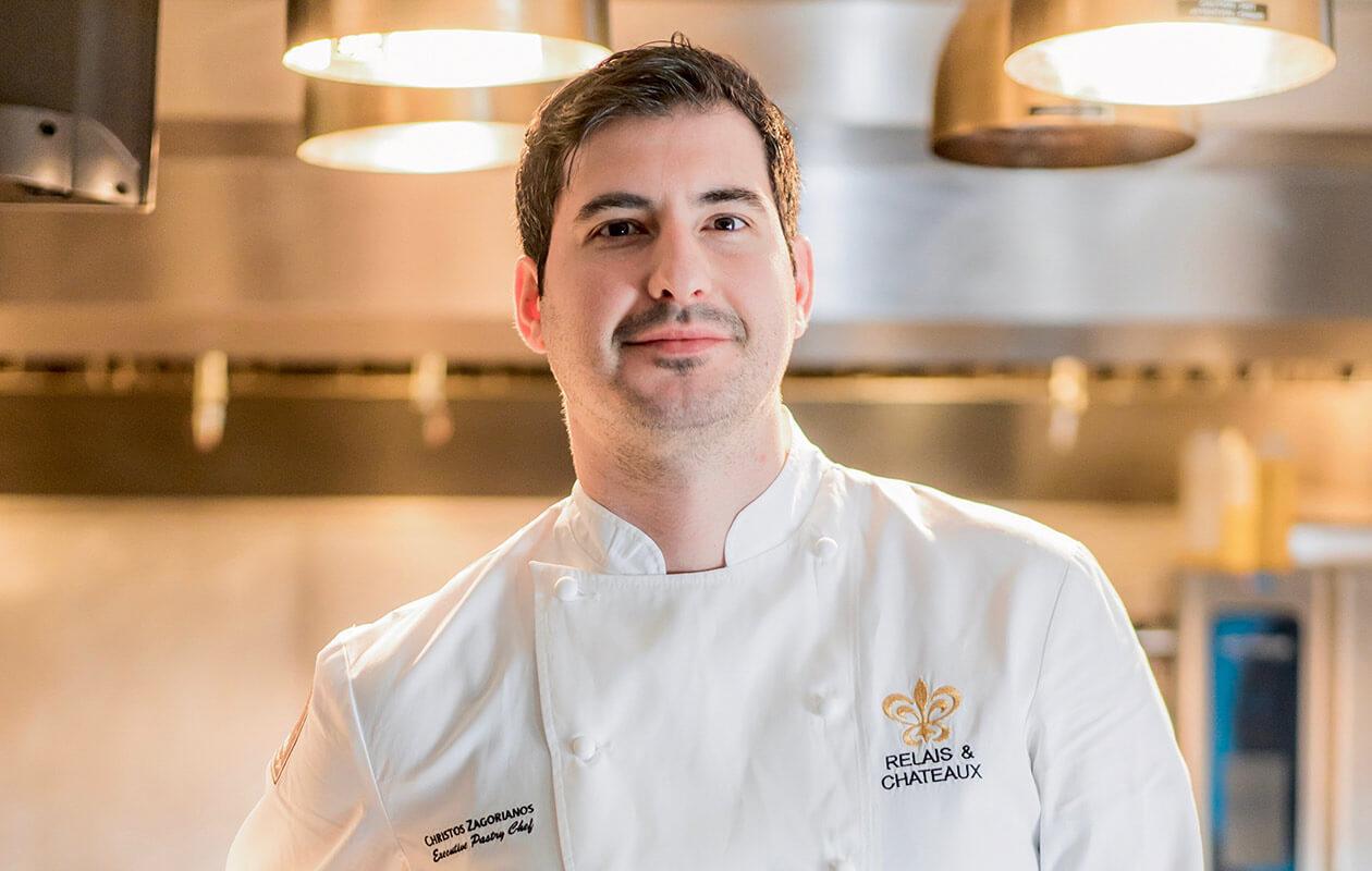 Christos Zagorianos - Executive Pastry Chef