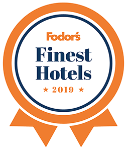 Fodor's Finest Hotels 2019