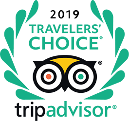 2019 Travelers' Choice TripAdvisor