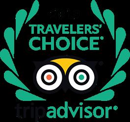2019 Travelers' Choice TripAdvisor